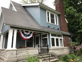 Recently renovated charming village home