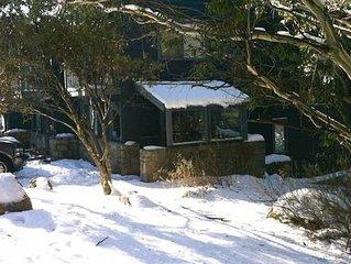 3 Bears 1 Chalet Renovated 3 Bedroom, 2 Bathroom + 2 car spaces at front door.