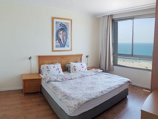 Almog One Bedroom Apartment On The Beach