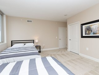 Magnificent Two Bedroom By Pentagon City Metro