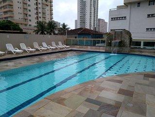Apartamento alto padrão com piscina fantástica