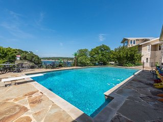 Waterfront Homes on Lake Travis