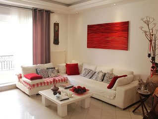 House In The Heart Of Heraklion City Center