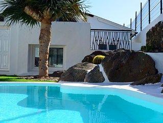 Beautiful villa located in Ingenio, in the southeast of Gran Canaria.