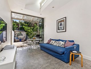 Located in one of Sydneys most coveted residential areas in a very quiet street
