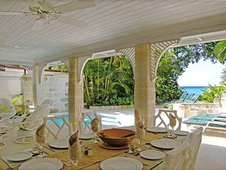Waverly House - wonderful 3 bedroom villa on the secluded Gibbs Breach.
