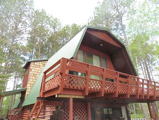 Keweenaw Lake Lodge on Little Rice Lake near Houghton, MI