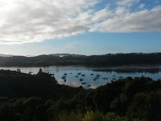 Tranquility and stunning views only minutes away from bustling Paihia