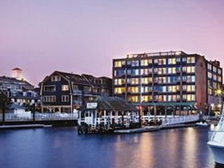 Newport - Wyndham Inn on the Harbor, 1 Bdrm w/ Queen Sleeper - sleeps 4