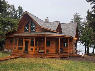Whitecaps on Lake Superior