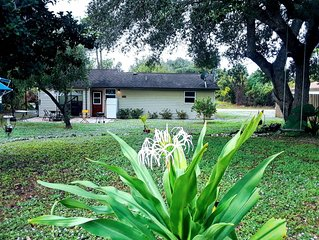 Quiet And Peaceful Home Port Charlotte (5%DISCOUNT 90 days+ Veterans 5% More NOW