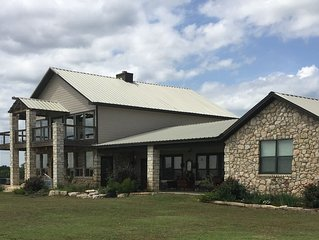 Great Hill Country Home