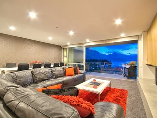 Modern Luxury minutes from Central Queenstown