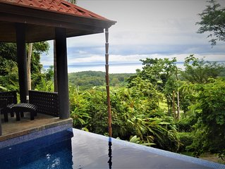 Exotica-All Suite House & Killer Views. On-site Staff-Gated Community-Paved Road