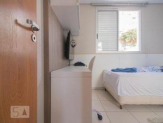 Apartamento Incrivel em uma zona nobre de BH