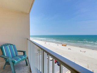 Daytona Beach Club Oceanfront Studio
