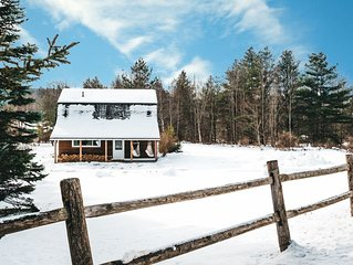 Location, Location!! Walk to Rec Path, Stowe Country Club, Events Field & Mtn Rd