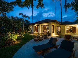 5 BR Lake View Pool Villa