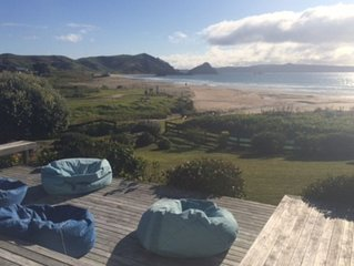 Beach Front Holiday Home - Ideal for Two Families