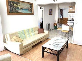 Bright apartment with terrace in Mendoza