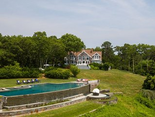 New Listing: Gorgeous Compound on Hilltop Plateau w/ Ocean, Polo & Golf Course V