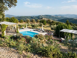 Oasis Of Tranquillity, Well-equipped, Free Wifi, Stunning Views, Private Pool