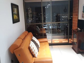 Beautiful and cozy apartment in Medellin (Belen Rodeo Alto)