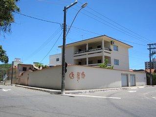 Alugo Apartamento Temporada Praia do Morro Guarapari Para no Máximo 5 Pessoas.