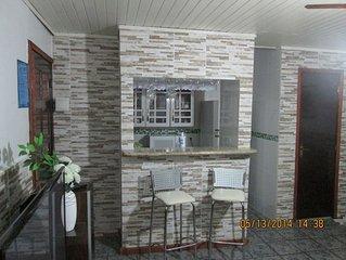 Casa triplex Perto da praia, 3 suite, 4 banheiros 1 c\hidr.