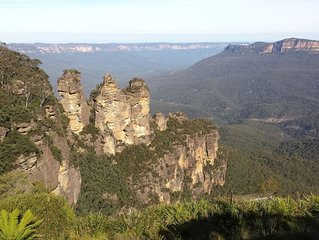 Family - friendly cottage in  Katoomba