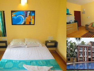 14) Modern Furnished Serviced Apartment