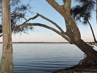 WATERFRONT 'Jervis Bay Escape Cooinda'