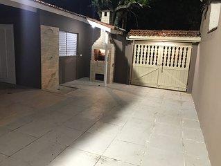 Casa C/ 3 Quartos em Litoral Sul Itanhaém 50 metros da Praia!