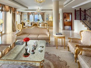 Classical Penthouse in Palm Jumeirah Full Sea View