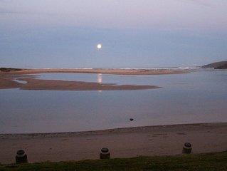 Moonlight on Moonee Beach