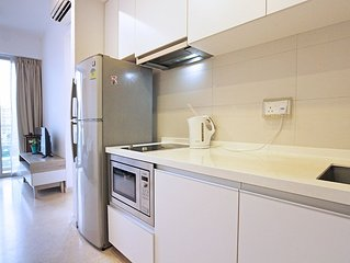 Cosy & Fully Furnished apartment near to coast, East Coast/ Katong