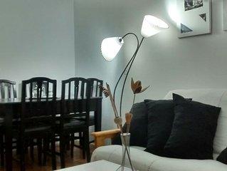 Distinguido apartamento en Recoleta