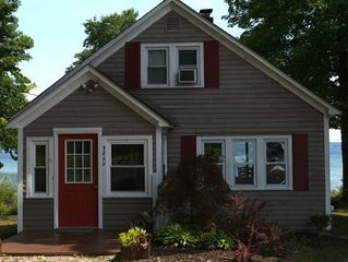 Waterfront home just minutes from Sutton's Bay and Traverse City!