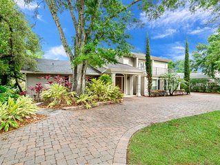 The Ultimate6 Bedroom Property On Famous Bay Hill Golf Course
