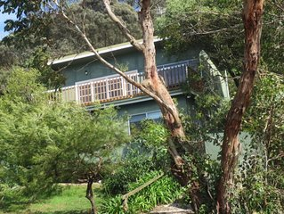 Stubbs Cottage - Waratah Bay View House