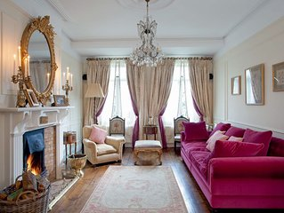 Stunning Period Redbrick family home