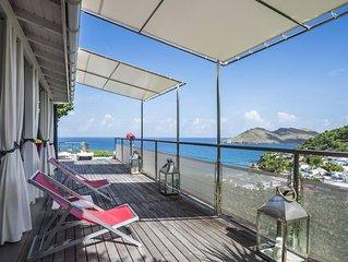 Spectacular Ocean Views, Alfresco Dining Spot, Jacuzzi, Heated Pool, Car Rentals
