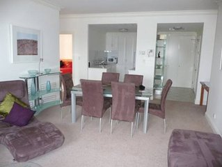 City Escape 2BD in Adelaides East End 4