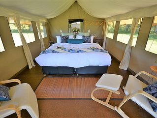 Glamping*Byron Luxury Tent #2- Minutes to Byron