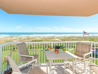 Relax at this Gorgeous Oceanfront Beach Oasis!