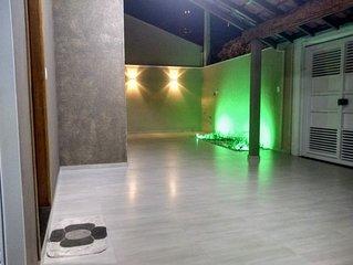 Casa do Ipe em Olimpia
