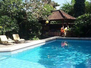 3 bedroom Villa in Bali Sanur with big pool and Maid