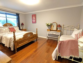 Mt Barker Bed & Breakfast-FrostWood House