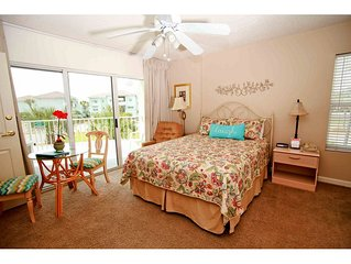 SeaCrest 215A - Perfect getaway for 2 - Water view - 1 Bedroom 1-Bath Studio-ful