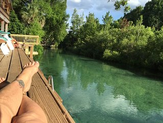 Mermaids, Manatees, Kayaking, Swimming in the Spring Waters of the Weeki Wachee